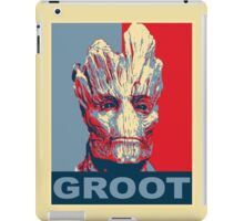 Groot Hope iPad Case/Skin