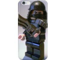 TMNT Teenage Mutant Ninja Turtles Master Shredder Custom Minifig iPhone Case/Skin
