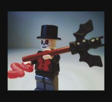 Voodoo Priest / Witch Doctor Zombie Custom Minifigure by Chillee