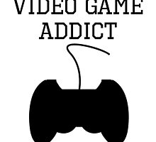 Video Game Addict by kwg2200