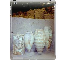 Ancient Minoan Art iPad Case/Skin