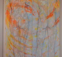 Melbourne Artist Elena Ryazanoff by zc290549