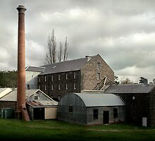 Andersens Mill by Enrico Bettesworth