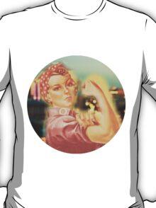 Rosie the Riveter Big City T-Shirt