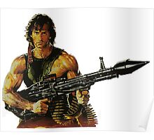 Rambo. Ready to order. Poster