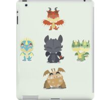 Baby Dragons How To Train Your Dragon 2 iPad Case/Skin