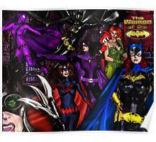 The women of BATMAN Poster