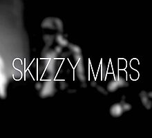 Skizzy Mars Poster by StuckInAwe