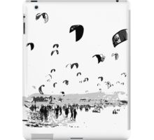 Kite Surfing Andalucia iPad Case/Skin