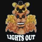 FIVE NIGHTS AT FREDDY'S-FREDDY-Lights Out by acidiic