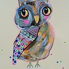 Quirky Owl 2 by BeatriceM