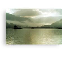 Ullswater Mist Canvas Print