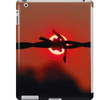 Fire wire iPad Case/Skin