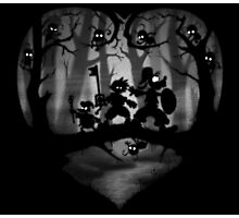 Heartless Forrest Photographic Print