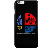 Ready to Smash? iPhone Case/Skin