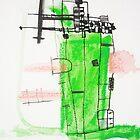 Terras Tower by Jenny Davis