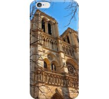 Notre Dame de Paris iPhone Case/Skin