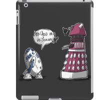 Are you my mummy? - Choose your color! iPad Case/Skin