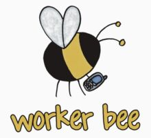 Worker bee - sales/receptionist by Corrie Kuipers