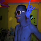 Blue Man by BRoCK ALSoP