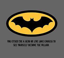 Batman - The Dark Knight. by SiavaBelleSHOP