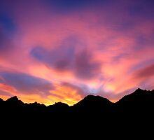 Mojave Sunrise by Bill Serniuk