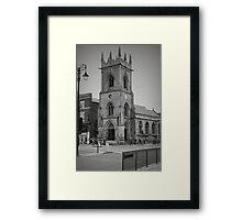 St. Michael's Church, Chester, England Framed Print