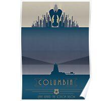 Bioshock Infinite: Columbia  Poster