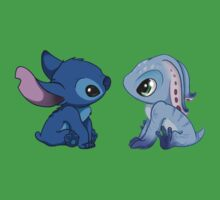 Stitch and Fizz Kids Clothes