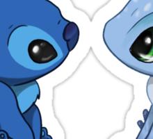 Stitch and Fizz Sticker