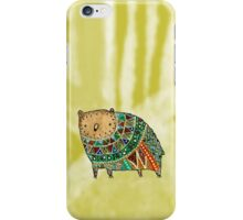 Aztec Bear iPhone Case/Skin