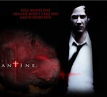 Constantine by indiana000