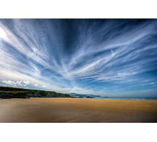 A Donegal Beach Photographic Print