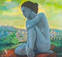 Anatomy of melancholia by Mark Peatfield