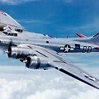 Boeing B-17 by Edward Denyer