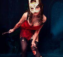 Bioshock: Splicer by mariafumada