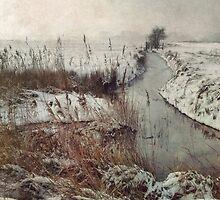 Towards Claxton by Sarah Jarrett