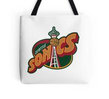 Seattle Supersonics Tote Bag
