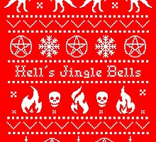 Hell's Jingle Bells by Nana Leonti