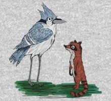 Mordecai and Rigby Kids Clothes