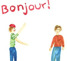 Bonjour! by John Douglas