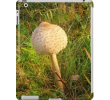 White Toadstool 5 iPad Case/Skin