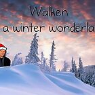 Walken in a Winter Wonderland by mimiboo