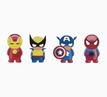 SUPERHEROES Kids Clothes