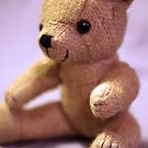 Baby Teddy Pink by Cathie Tranent