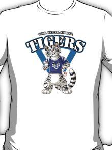 Team WHITE TIGER (blue) T-Shirt