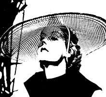 Carole Lombard In The Shade by Museenglish