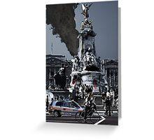 Buckingham World War 3 Greeting Card