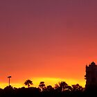 Hollywood Tower of Terror by BethTryon