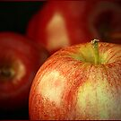 Apples by David  Postgate